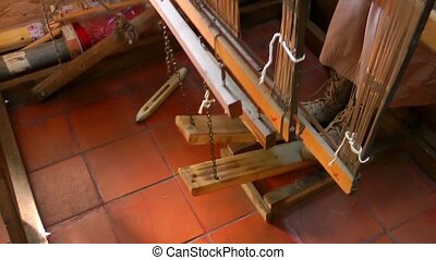 Spun Silk Machine