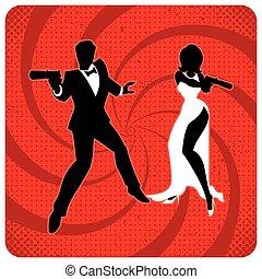 Spy Couple 2