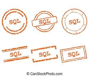 Sql stamps