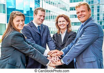 squadra affari