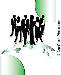 squadra, affari