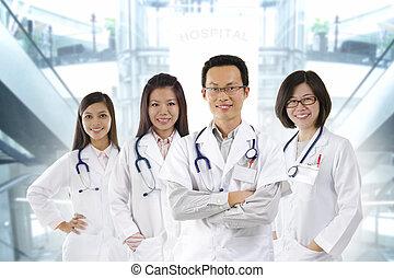 squadra medica
