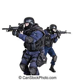 squadra swat, azione