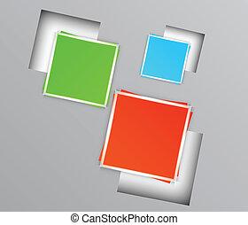 squadre, fondo, colorito