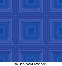 Square blue pattern vector illustration