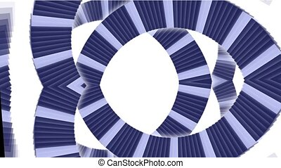 square card papers math geometry array,spiral stairs tunnel...