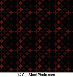 Square dark red background