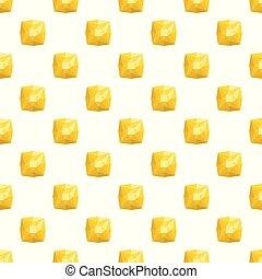 Square diamond pattern seamless vector