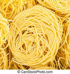 durum wheat semolina pasta fidelini