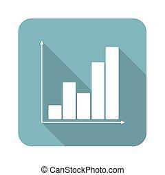 Square graphic icon