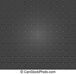 Square grid background. Vector eps 10