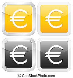 square icon euro