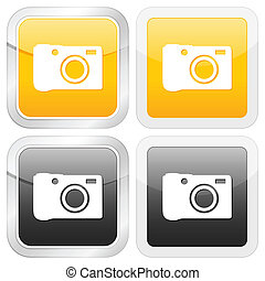 square icon photo