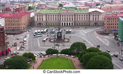 square in Petersburg - Square in Petersburg