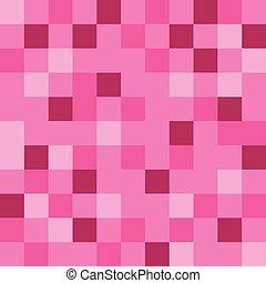 square mosaic pattern seamless