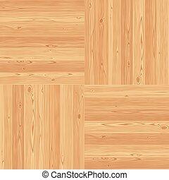 Square Parquet Seamless Floor Pattern - Square parquet...