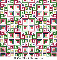 Square Pattern