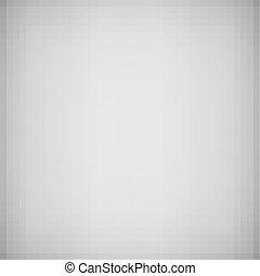 square pixel gradient vignette