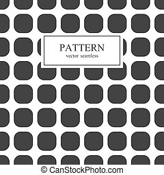 Square seamless geometric patterns.