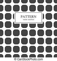 Square seamless geometric patterns.