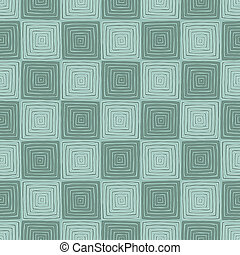 Squares seamless pattern