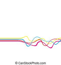 squiggle, lijnen