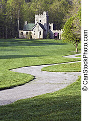 Squire\'s Castle - Squire\'s Castle - historic landmark of...