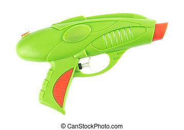 squirt vuurwapen