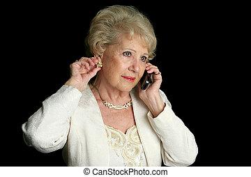 sr, senhora, multitasking