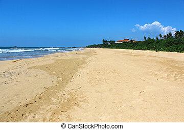 Sri Lanka, Bentota Beach