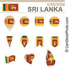 Sri Lanka Flag Collection