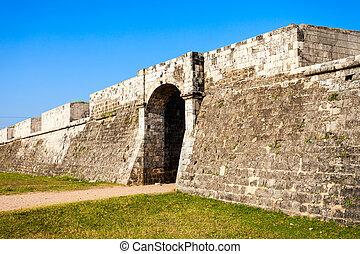 sri lanka, jaffna, 城砦