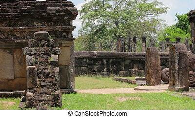 Sri Lanka landmark medieval temples