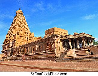 Sri Ranganathaswamy Temple or Thiruvarangam Tamil, trichy...