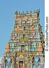 Sri Siva Subramaniya temple in Nadi, Fiji - The Sri Siva...