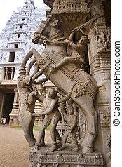 Srirangam - Tamil Nadu - India