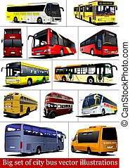 SS-2107-set of bus.eps