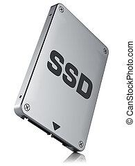 ssd, 驅動, 狀態, 固体, 驅動