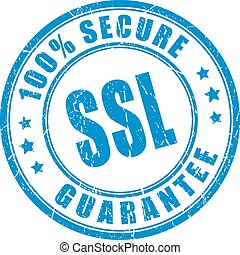 Ssl protection guarantee stamp