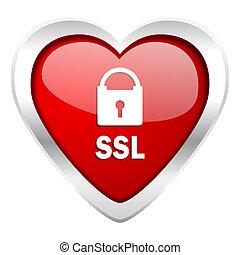 ssl, valentine, ikone