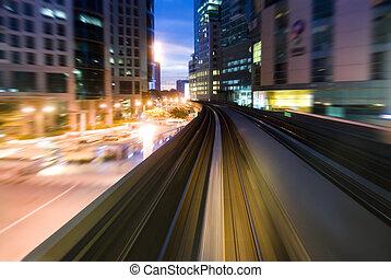 städtischer transport