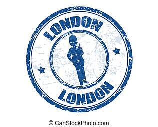 stämpel, london