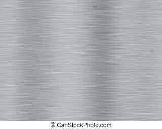 stål, rustfrie, baggrund