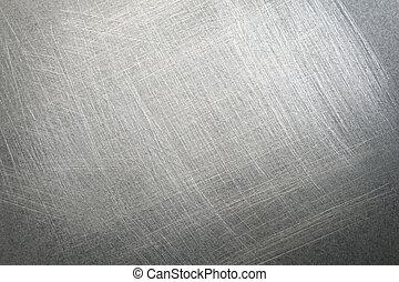 stål, scratchy, bakgrund