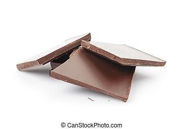 stücke, geldstrafe, melken schokolade