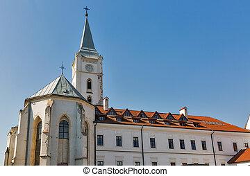 st. 。, アンソニー, slovakia., padua, kosice, 教会
