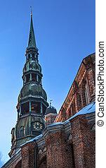st. ピーター教会