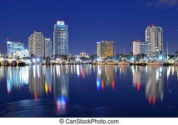 st. 。, フロリダ, petersburg