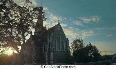 St. Albans Church in Copenhagen, Denmark - St. Albans Church...