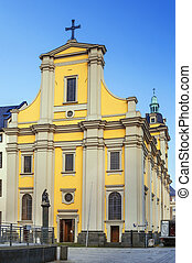 St. Andreas church, Dusseldorf, Germany - The Church of St....
